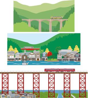 Railway scenery 3