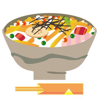 초밥 (덮밥)
