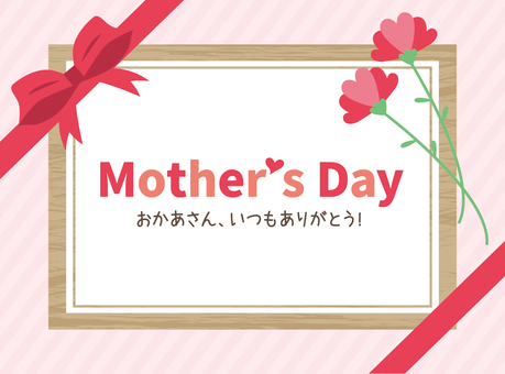 Mother's Day Message Card
