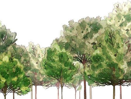 Tree background 01